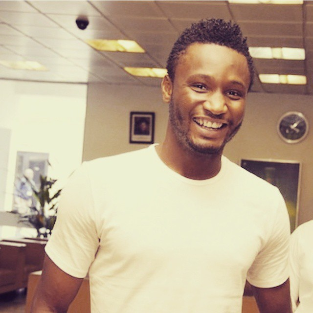mikel obi smile OkayNG - Mikel Obi returns to Premier League, undergoes medical at Middlesbrough