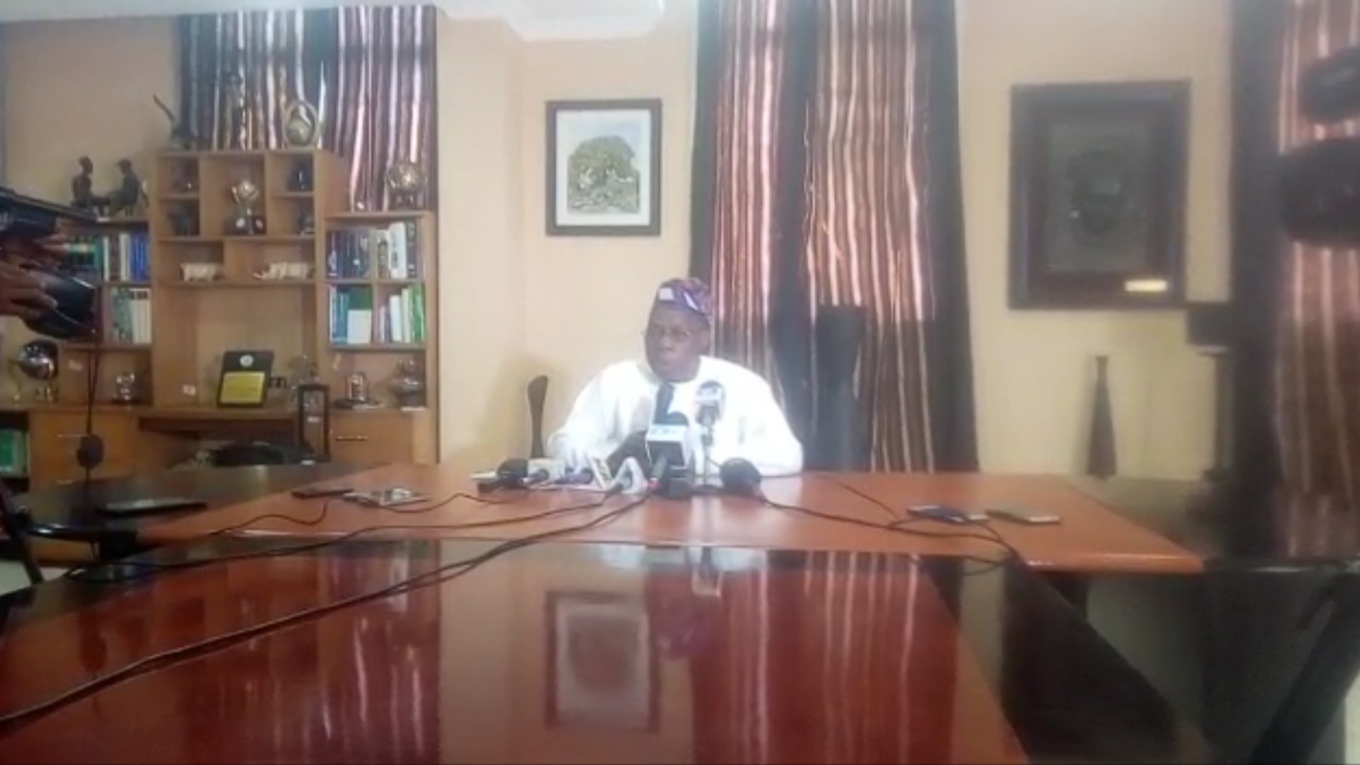 """obj state of the nation address OkayNG - Read: Obasanjo's """"state of the nation"""" Address on Buhari [Full Text]"""