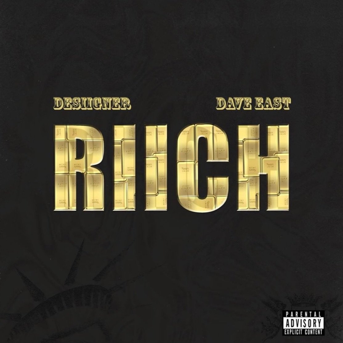 "Photo of Desiigner Releases ""Rich"" feat. Dave East [Audio]"