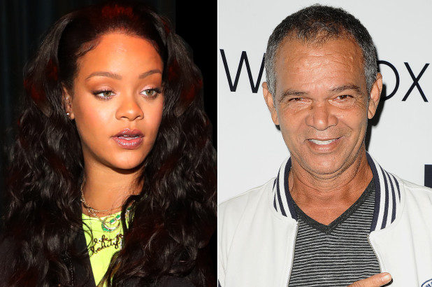 Photo of Rihanna Drags Her Father to Court for Using Her Brand Name