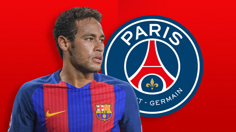 skysports graphic neymar barcelona psg 4064048 - PSG forward, Neymar keen on Barca return