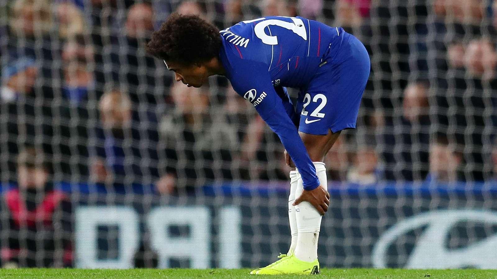 willian cropped 2bmlo0q1kb661wya12gfau1je - Watch: Chelsea vs Southampton 0-0: Premier League Highlights [Video]