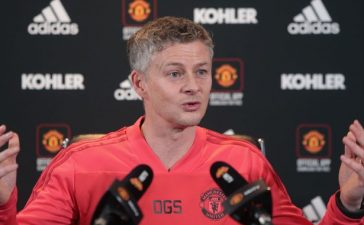 Solskjaer post match conference after PSG 2-0 defeat