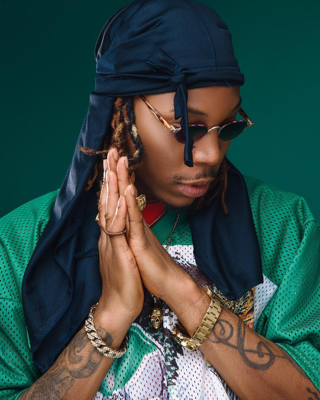 "Solidstar talks about ""Nigerian Future"" in new song [Audio]"