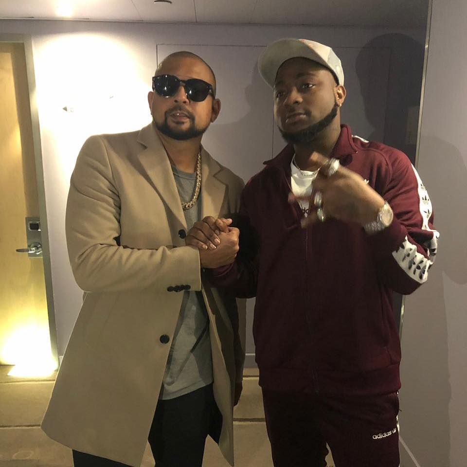 51080374 255577148673725 3735469381410882049 n - Sean Paul praises Davido over recent achievement in his career