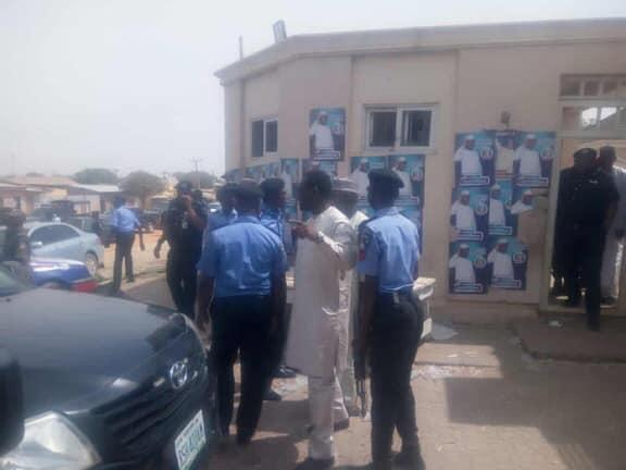 Photo of Rep. Abdulmumin Jibrin arrested over attack on Kwankwaso's convoy in Kano