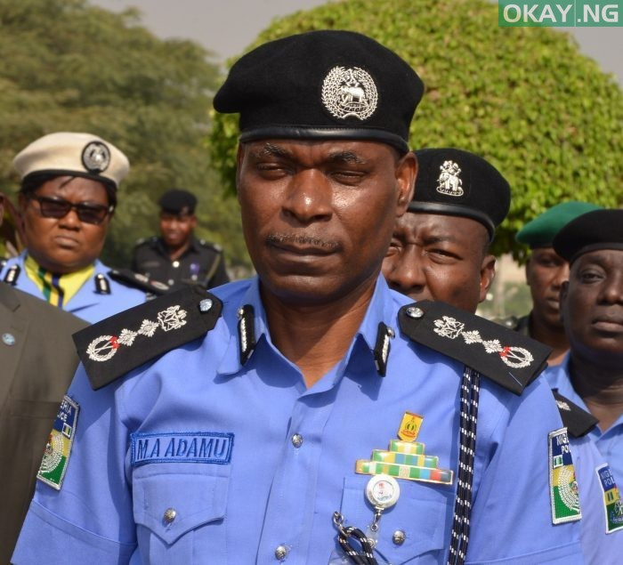 Acting IGP Muhammad Adamu Okay NG - Police IG orders restriction of protest in some parts of Abuja