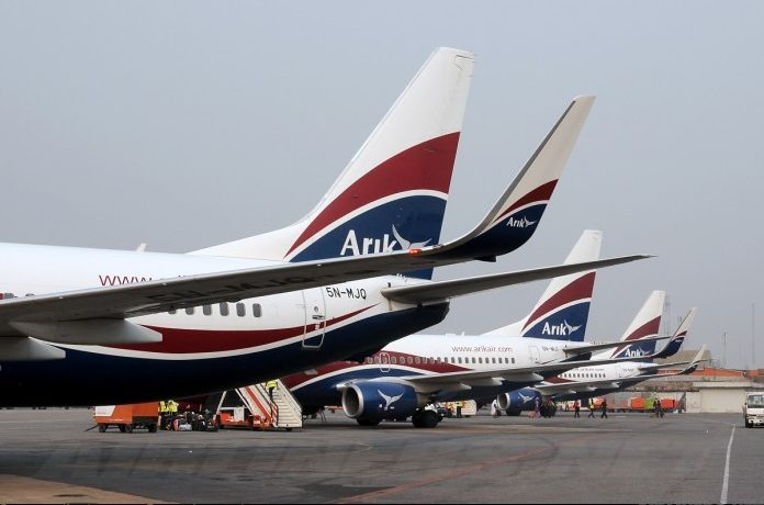 Arik Air slashes airfares by 50% for Valentine season - OkayNG News
