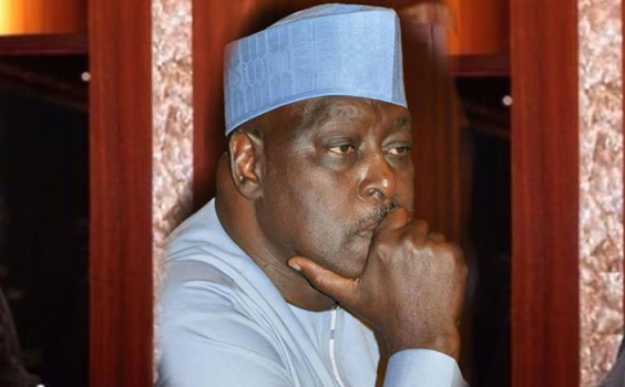 Babachir Lawal Okay ng - Babachir Lawal arraigned in court, pleads not guilty to fraud charges