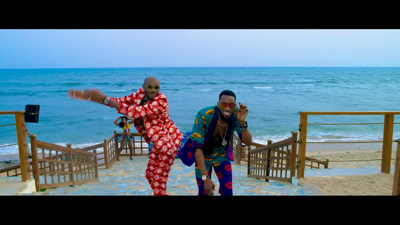 "Photo of D'Banj & 2Baba drop visuals for ""Baecation"" [Watch]"