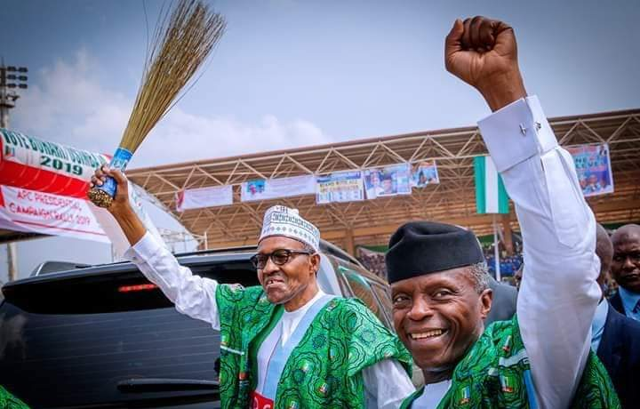 Buhari shades Obasanjo, says he is only seeking a second term and not a third term - OkayNG News