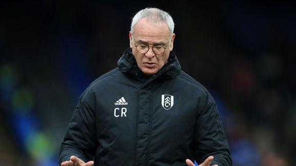 Fulham sack Claudio Ranieri, name new caretaker manager