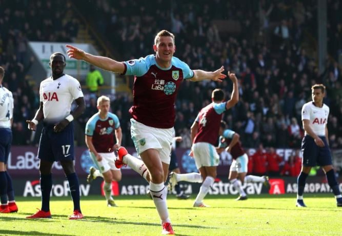 Burnley vs Tottenham Hotspur 2-1: Premier League Match Report & Highlights [Watch Video]