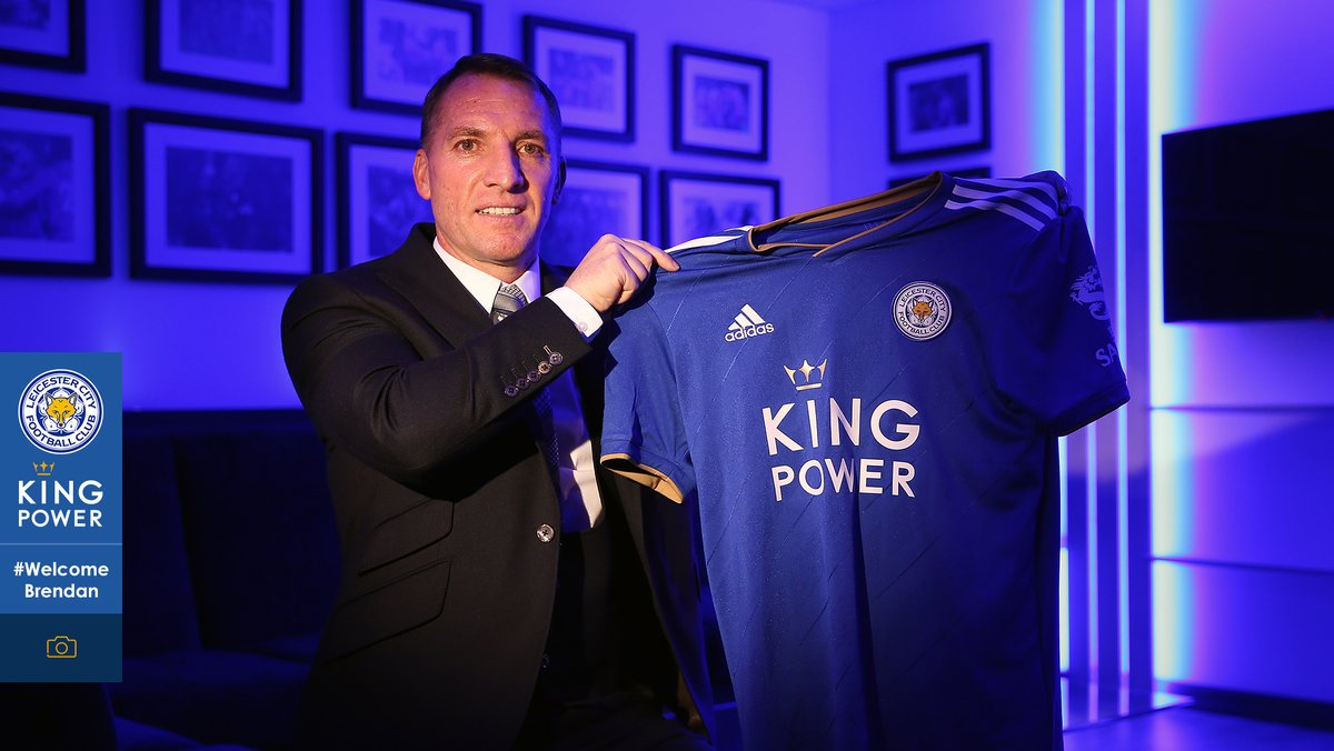Photo of Brendan Rodgers Officially Named As New Leicester City Manager