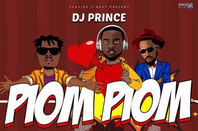 """DJ Prince recruits Olamide & Phyno for """"Piom Piom"""" [Listen]"""