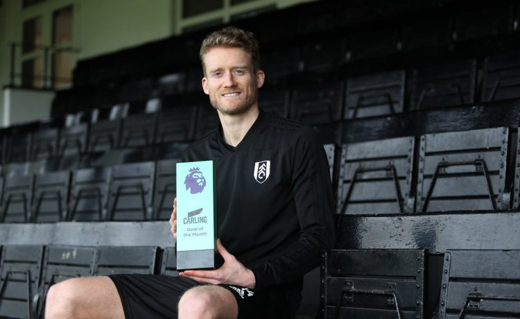Andre Schurrle wins Premier League Goal of the month award for January - OkayNG News