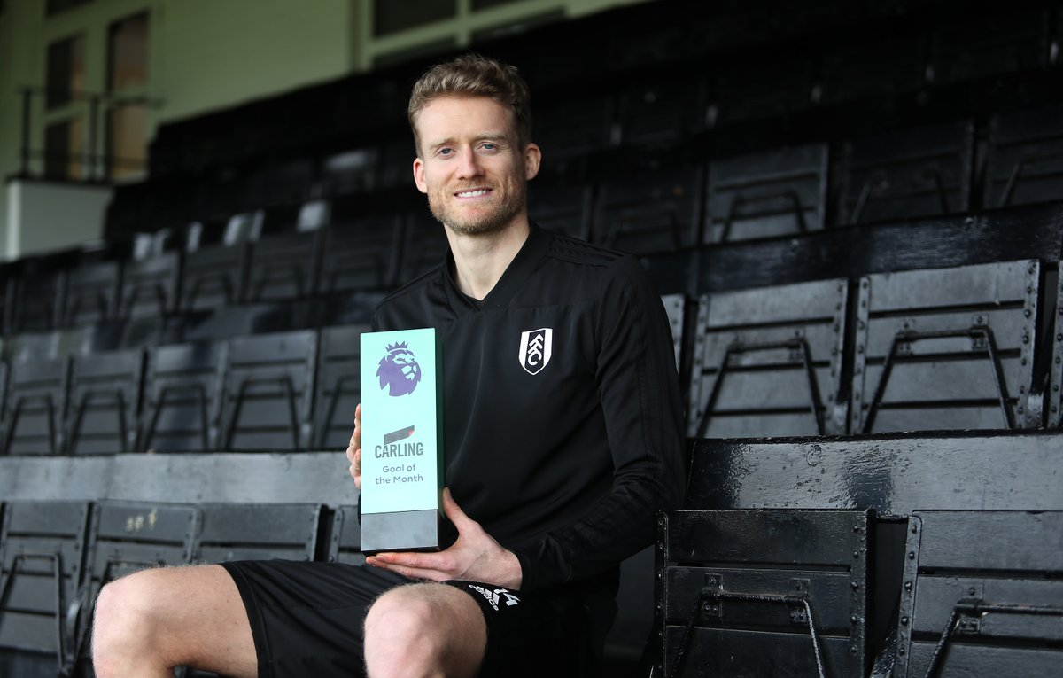 Photo of Andre Schurrle wins Premier League Goal of the month award for January