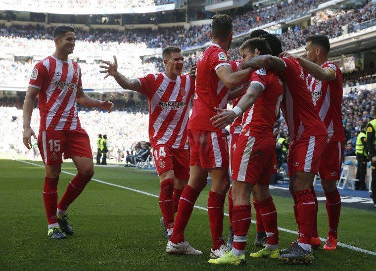 DznZESsW0AAbPW  - Real Madrid vs Girona 1-2: LaLiga Match Report & Highlights