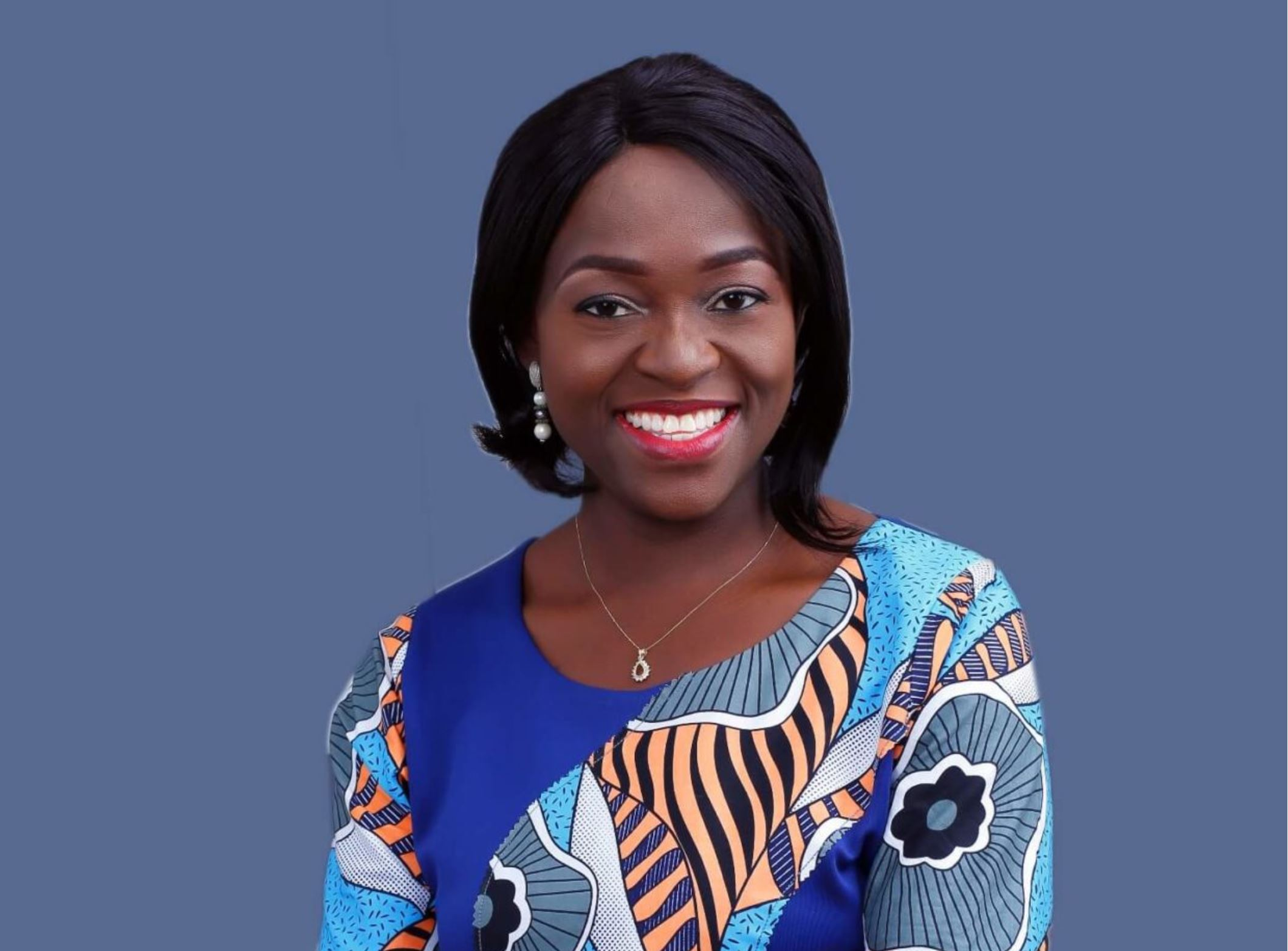 Eunice Okay ng - Another presidential candidate withdraws from race, declares support for Atiku