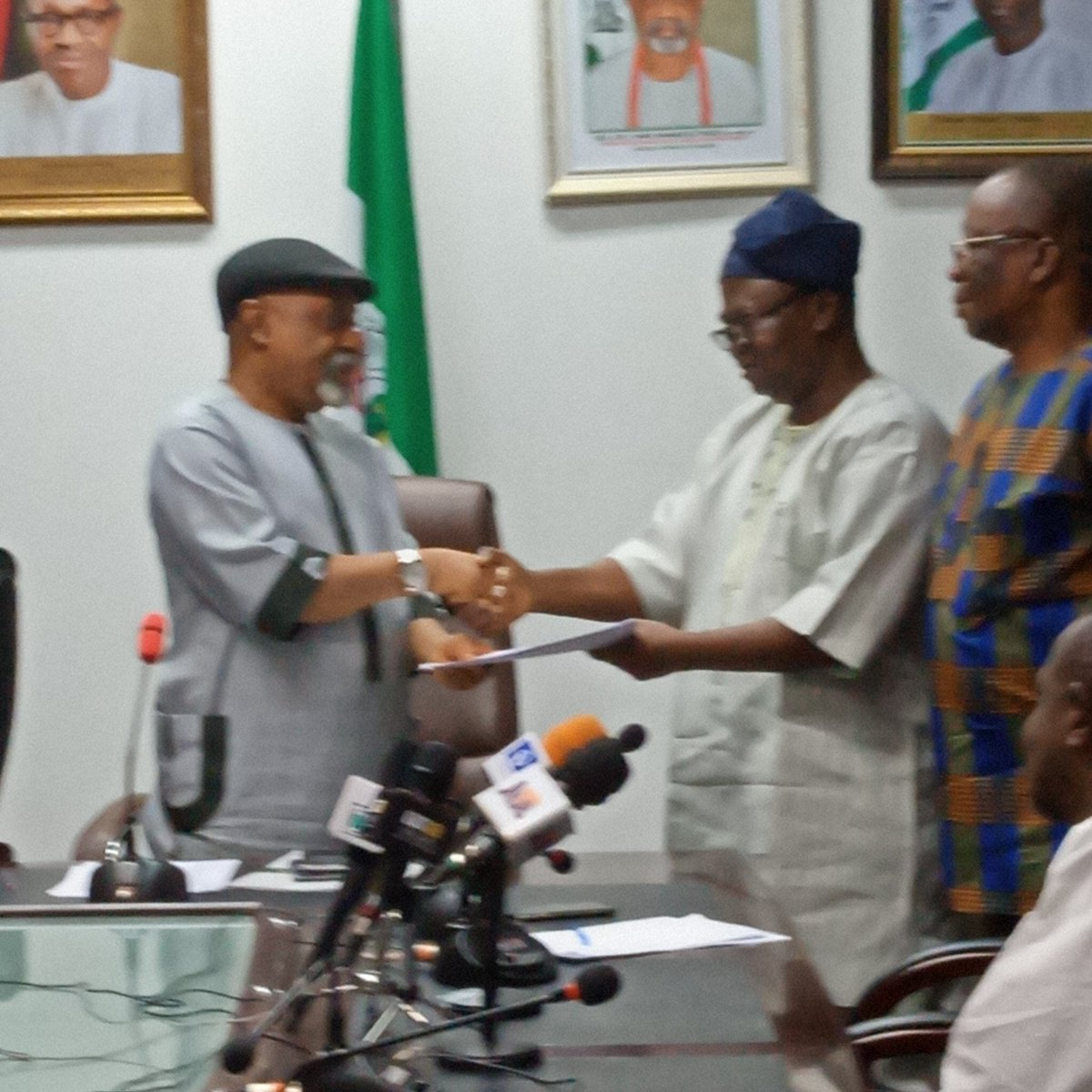 BREAKING! ASUU finally suspends three months old strike