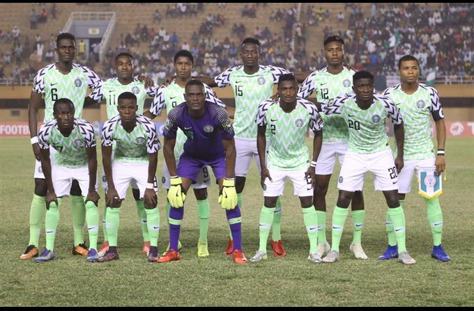 Flying Eagles of Nigeria defeat Niger to qualify for 2019 FIFA U-20 World Cup - OkayNG News