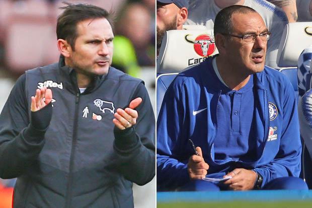 Chelsea: Frank Lampard dismiss report of replacing Maurizio Sarri - OkayNG News