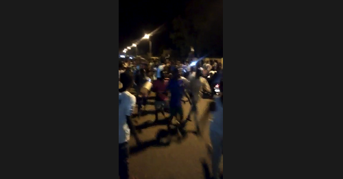 Funtua Okay ng 1 - Wild Jubilation in Funtua over Buhari's victory [Video]