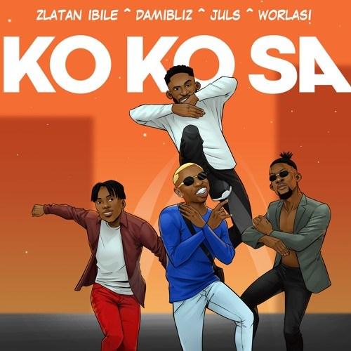 """Ko Ko Sa Zlatan Damibliz Juls Worlas Okay ng - Zlatan, Damibliz, Juls & Worlasi team up for """"Kokosa"""" [Listen]"""