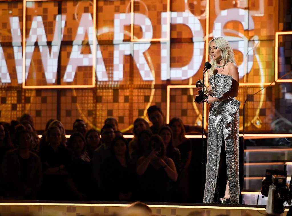 Lady Gaga Award Okay ng - Full List of of winners at the 61st annual Grammy Awards
