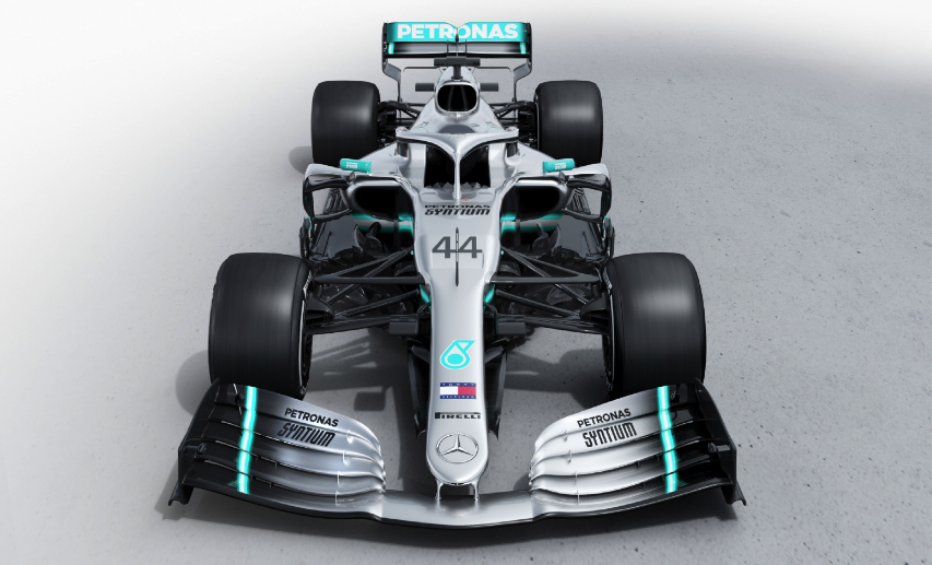 Mercedes F1 2019 Okay ng 1 - Mercedes presents F1 2019 challenger