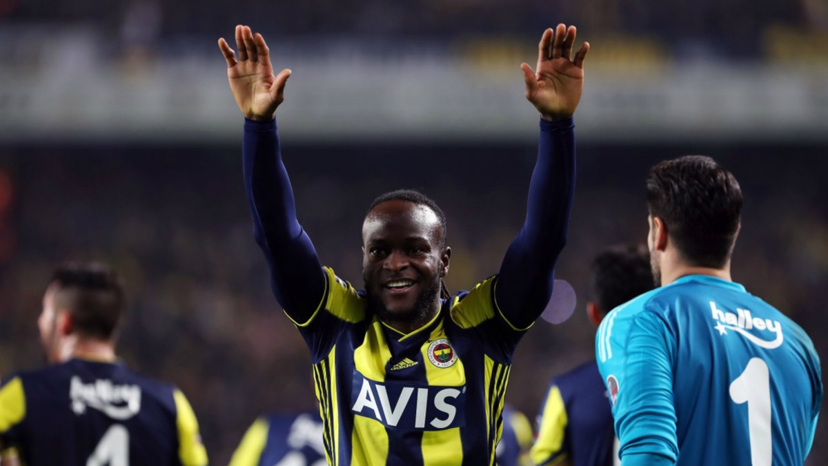 Photo of Victor Moses scores first goal on his second game for Fenerbahce