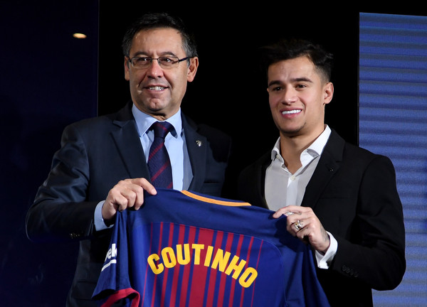 Philippe Coutinho is not for sell - Barcelona president - OkayNG News