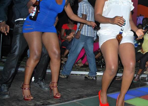 Photo of Nigerian prostitutes declare support for Atiku, to offer free sex