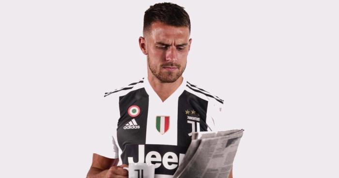 Aaron Ramsey, Arsenal midfielder joins Juventus