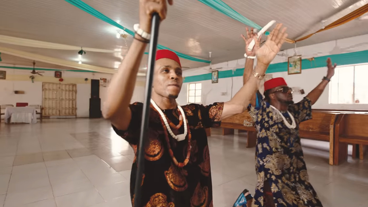 Humblesmith returns with 'Report My Case' featuring Rudeboy [Video]