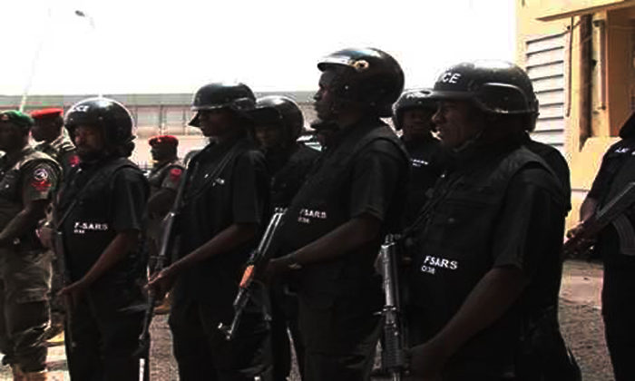 SARS operatives in Rivers recover 31 stolen INEC card readers