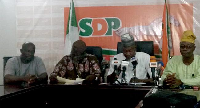 SDP suspends Donald Duke, expels Jerry Gana - OkayNG News
