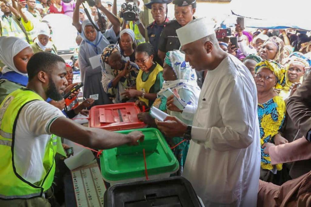 Atiku defeats Buhari at Saraki's polling unit in Kwara [Results]