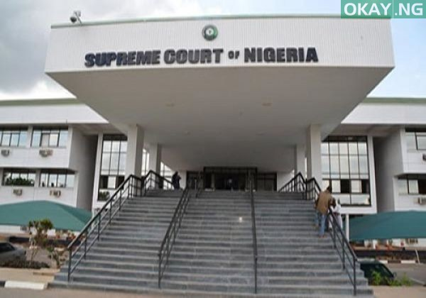 Supreme Court Okay ng - Supreme Court dismisses APC's appeal on Zamfara election