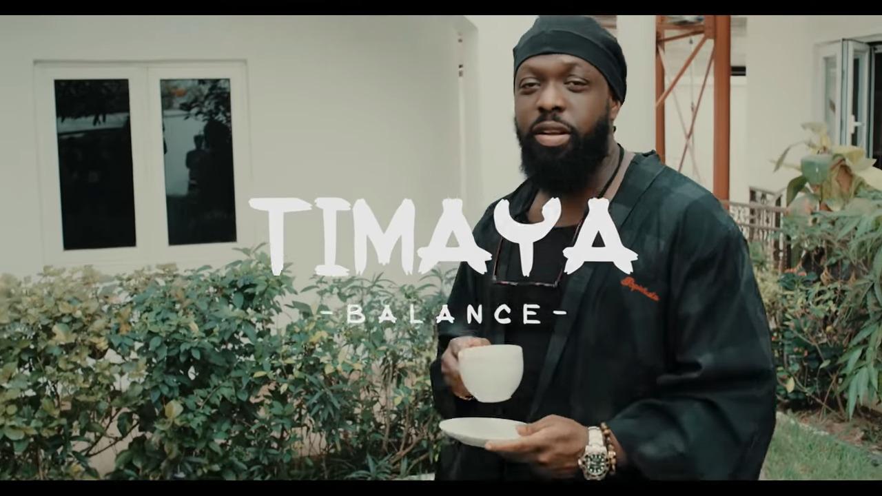 """Timaya Balance - Timaya drops visuals for new song """"Balance"""" [Watch]"""