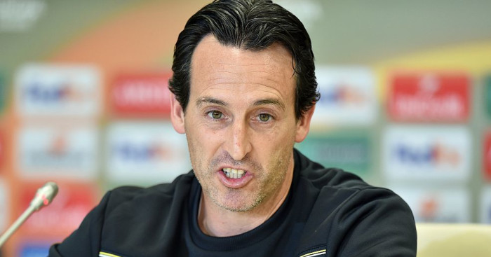 Photo of Unai Emery assures Arsenal fans of second leg victory over BATE Borisov