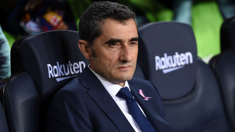 Valverde Okay ng - Ernesto Valverde extends stay at Barcelona