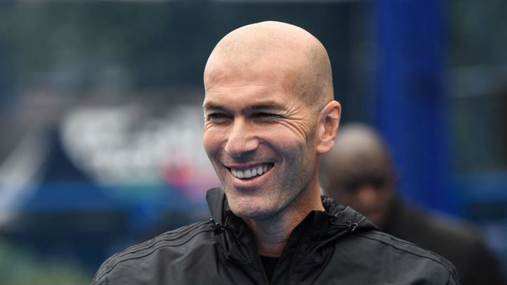 Zidane Okay ng - Zinedine Zidane returns to Real Madrid as head coach