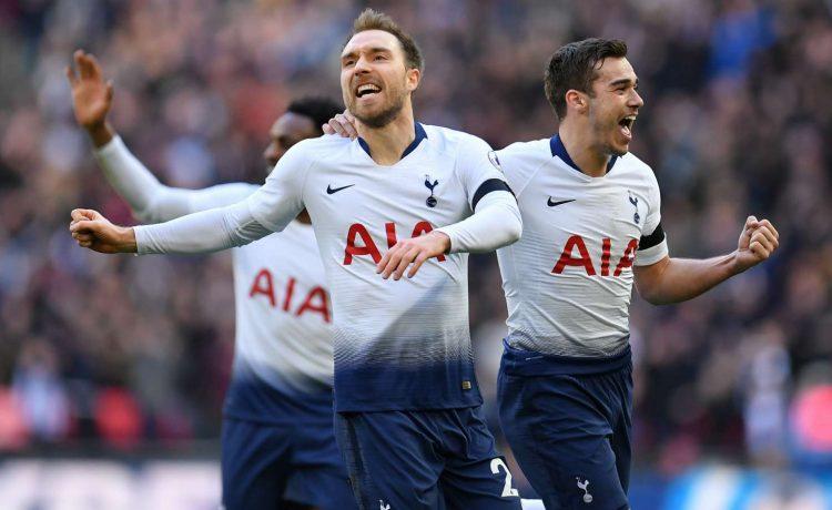 Tottenham vs Leicester City 3-1: Premier League Match Report & Highlights - OkayNG News