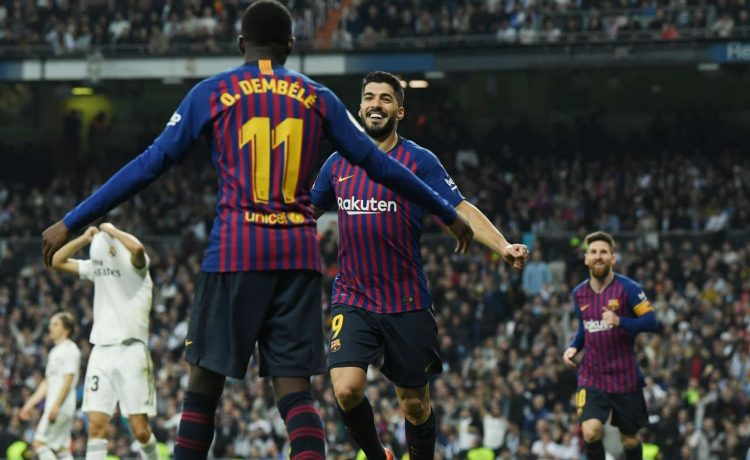 Real Madrid vs Barcelona 0-3 (1-4 agg): Copa Del Rey Match Report & Highlights