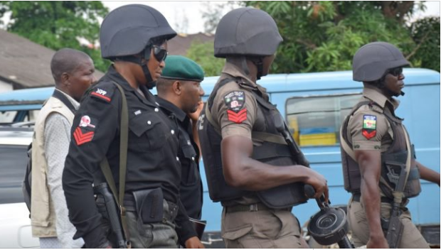 Photo of Police arrest cleric, three others operating illegal Islamic school in Ibadan