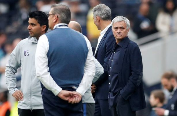 Photo of Jose Mourinho: Ex-United boss back on the touchline for the first time