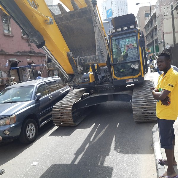 20190325 153617 - Photos from scene of Another storey building that collapsed in Lagos Island