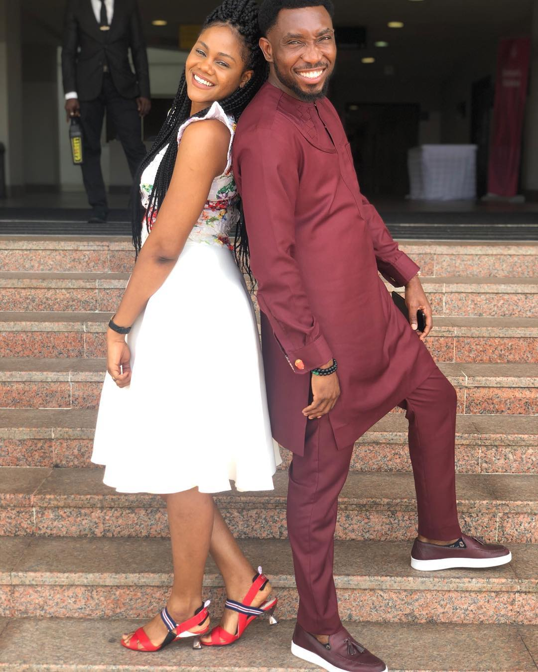 54511126 406876340129864 4936746257979175581 n - Timi Dakolo praises wife as they celebrate their 7th wedding anniversary