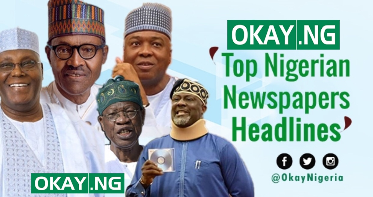 Nigerian News Headlines